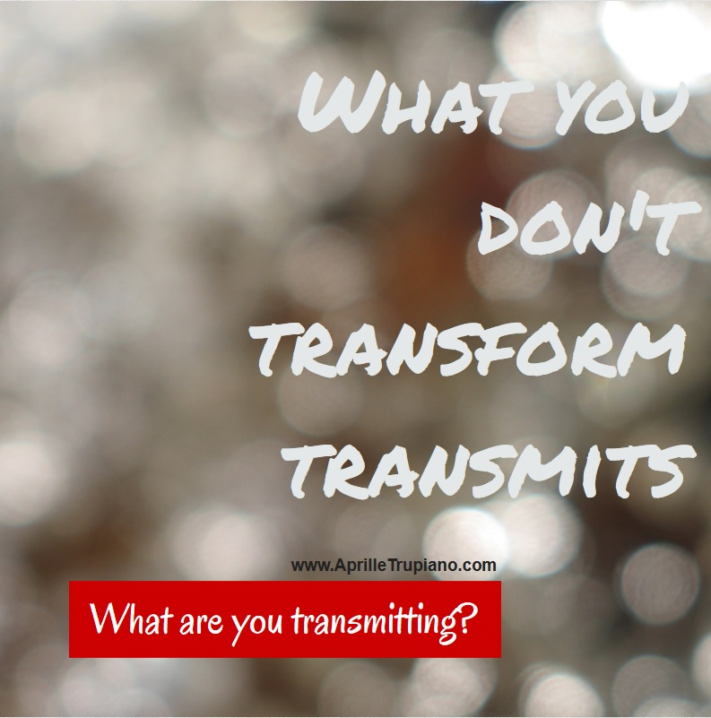 what you dont transform